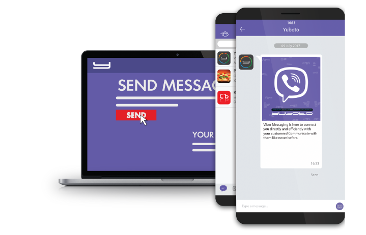 Viber Messaging by Yuboto